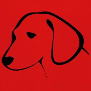 dog head - Kids' Premium Longsleeve Shirt