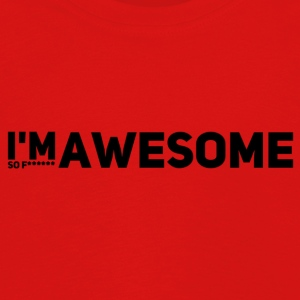 i'm so f * awesome - Kids' Premium Longsleeve Shirt