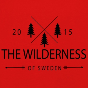 The Wilderness Of Sweden - Premium langermet T-skjorte for barn