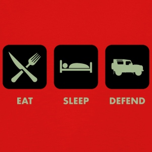 Eat, Sleep & Defend - Kids' Premium Longsleeve Shirt