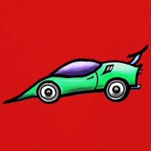 Car green - Kids' Premium Longsleeve Shirt