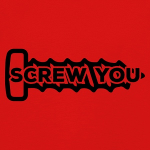 Mechaniker: Screw You - Kinder Premium Langarmshirt