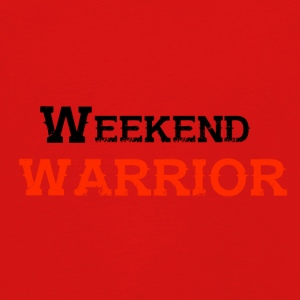 Shirt Weekend Warrior weekend di festa - Maglietta Premium a manica lunga per bambini