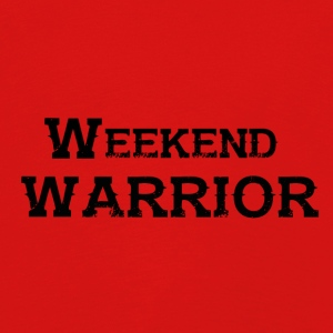 Shirt Weekend Warrior Weekend Party - T-shirt manches longues Premium Enfant