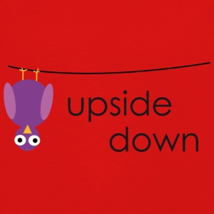 Bird upside down - Kids' Premium Longsleeve Shirt