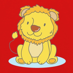 Lila The Lion - T-shirt manches longues Premium Enfant
