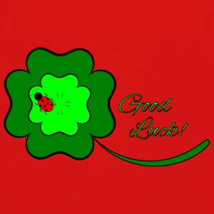 Good Luck - Kinder Premium Langarmshirt