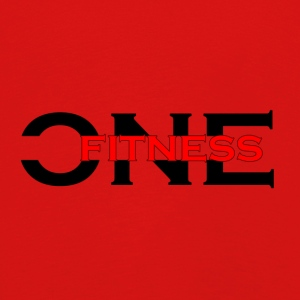 ONE FITNESS Logo (Without Globe) - Kids' Premium Longsleeve Shirt
