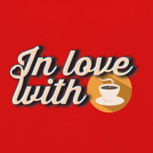 In love with coffee - Kids' Premium Longsleeve Shirt