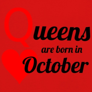 October Queen - Kids' Premium Longsleeve Shirt