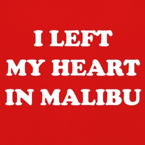 I Left My Heart In Malibu - Kids' Premium Longsleeve Shirt
