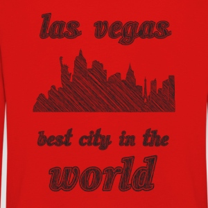 Las vegas Best city in the world - Kids' Premium Longsleeve Shirt