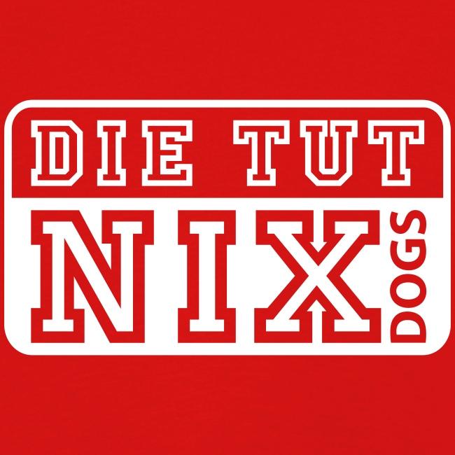 Martin Rütter - Die tut nix - Frauen Flowy Tank T