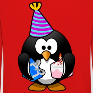 KIDS BIRTHDAY COLLECTION - Kinderen Premium shirt met lange mouwen