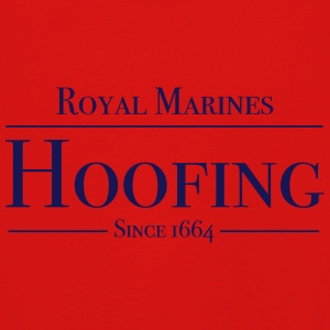 Royal Marines Hoofing Since 1664 - Kids' Premium Longsleeve Shirt
