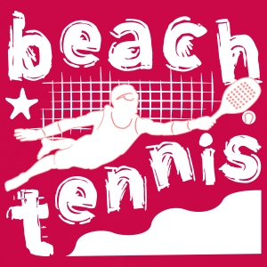 BEACH TENNIS BOYS - Kids' Premium Longsleeve Shirt