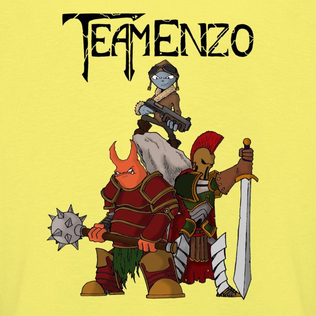 team enzo EVO
