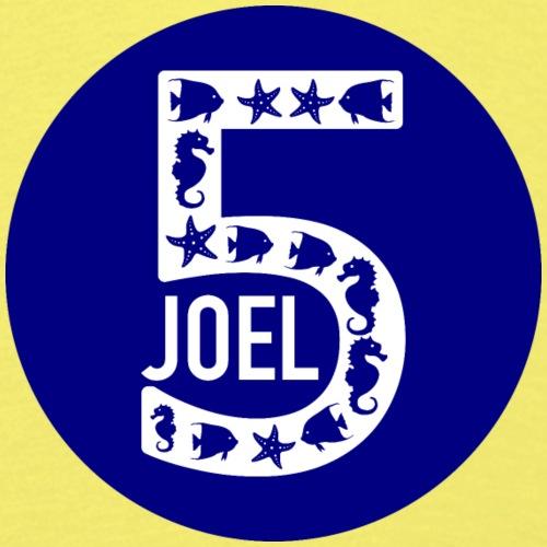 Joel5 - Kinder Premium Langarmshirt