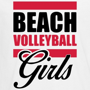 Beachvolleybal Girls shirt - Volleybal T-shirt - Teenager Premium shirt met lange mouwen