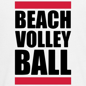 volleybal T-shirt - beachvolleybal overhemd - Beach - Teenager Premium shirt met lange mouwen