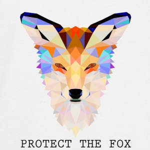 Protect Fox - Teenagers' Premium Longsleeve Shirt