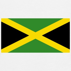 National Flag Of Jamaica - Teenagers' Premium Longsleeve Shirt