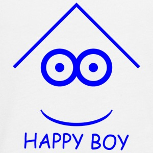 Happy Boy - Teenager Premium Langarmshirt