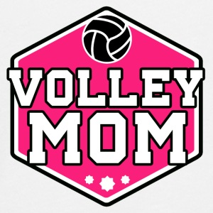 Volleyball Mom - T-shirt manches longues Premium Ado