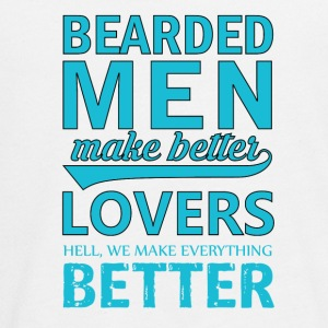 Bearded Men - Teenager Premium Langarmshirt