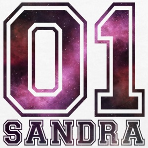 Sandra name - Teenagers' Premium Longsleeve Shirt