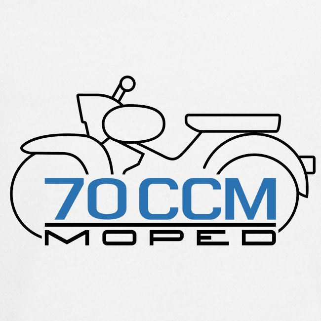 Moped Star 70 ccm Emblem
