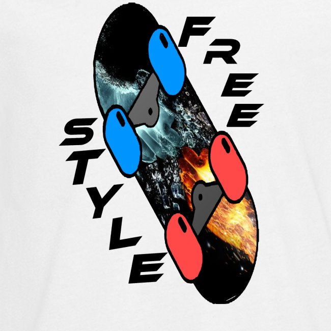 Skateboard Freestyle