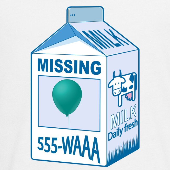 Missing : balloon