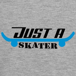 Just A Skater - T-shirt manches longues Premium Ado