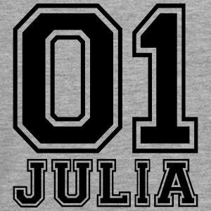 Julia - Name - Teenagers' Premium Longsleeve Shirt
