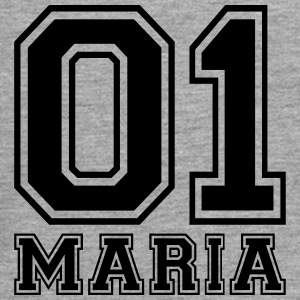 Maria - Name - Teenager Premium Langarmshirt