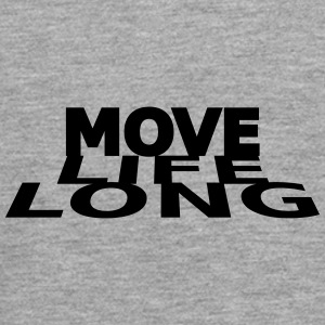 move life long - Teenager Premium Langarmshirt