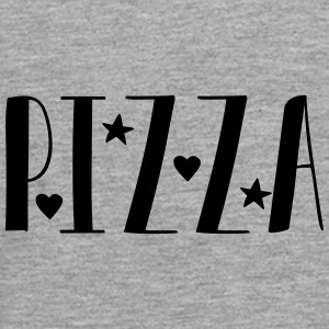 Just pizza - Camiseta de manga larga premium adolescente