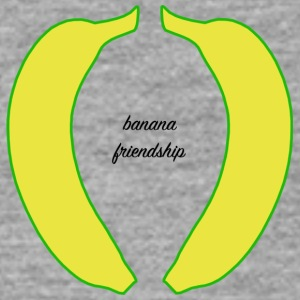 Banana friendship 1 - Teenagers' Premium Longsleeve Shirt