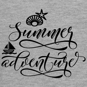 Summer, sun, beach & sea - Summer Adventure - Teenagers' Premium Longsleeve Shirt