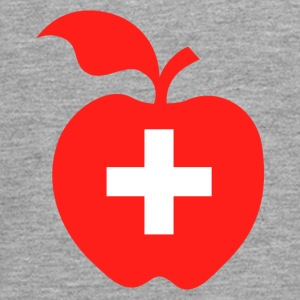 Swiss Spirit Collection - Teenager premium T-shirt med lange ærmer