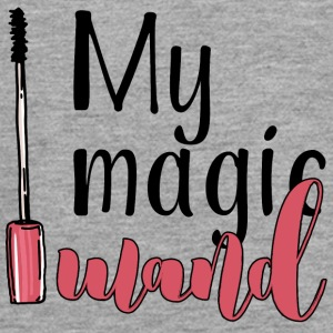Beauty / Make-up: My Magic Wand - Teenager Premium shirt met lange mouwen
