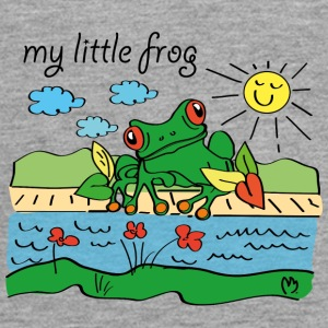 My little frog - Teenagers' Premium Longsleeve Shirt