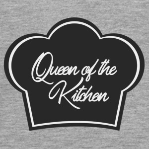 Cuisinier / Chef: Queen Of The Kitchen - T-shirt manches longues Premium Ado