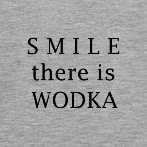 Smile wodka - Teenagers' Premium Longsleeve Shirt