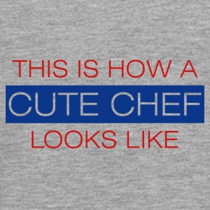Chef / Chef Cook: This is how a cute chef looks - Teenagers' Premium Longsleeve Shirt