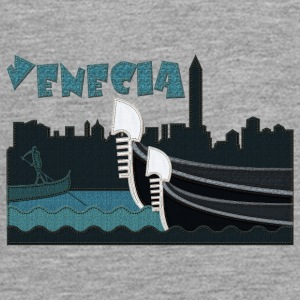 Venice in jeans - Teenagers' Premium Longsleeve Shirt