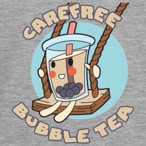 Carefree Bubble Tea - Teenagers' Premium Longsleeve Shirt