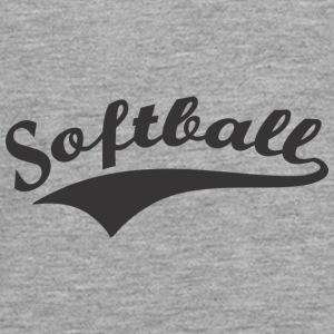 Softball - Teenager Premium Langarmshirt