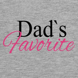 Dad`s Favorite - Teenager Premium Langarmshirt